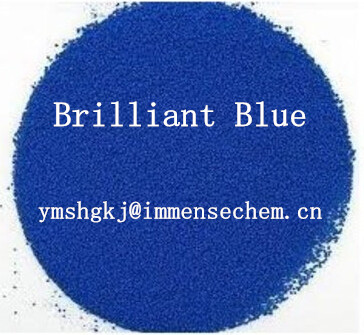 Brilliant Blue CAS 3844-45-9